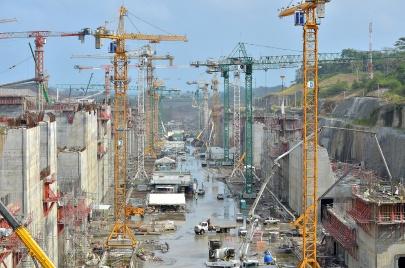 Canal-de-Panamá_Obras