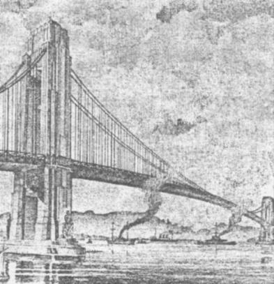 Projeto-da-dcada-de-20-para-a-ponte-Rio-Niteri